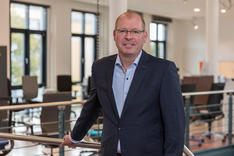 Geschäftsführer Thomas Winter